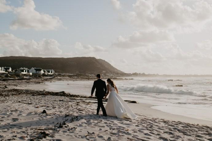 Kommetjie Beach Wedding Cape Town