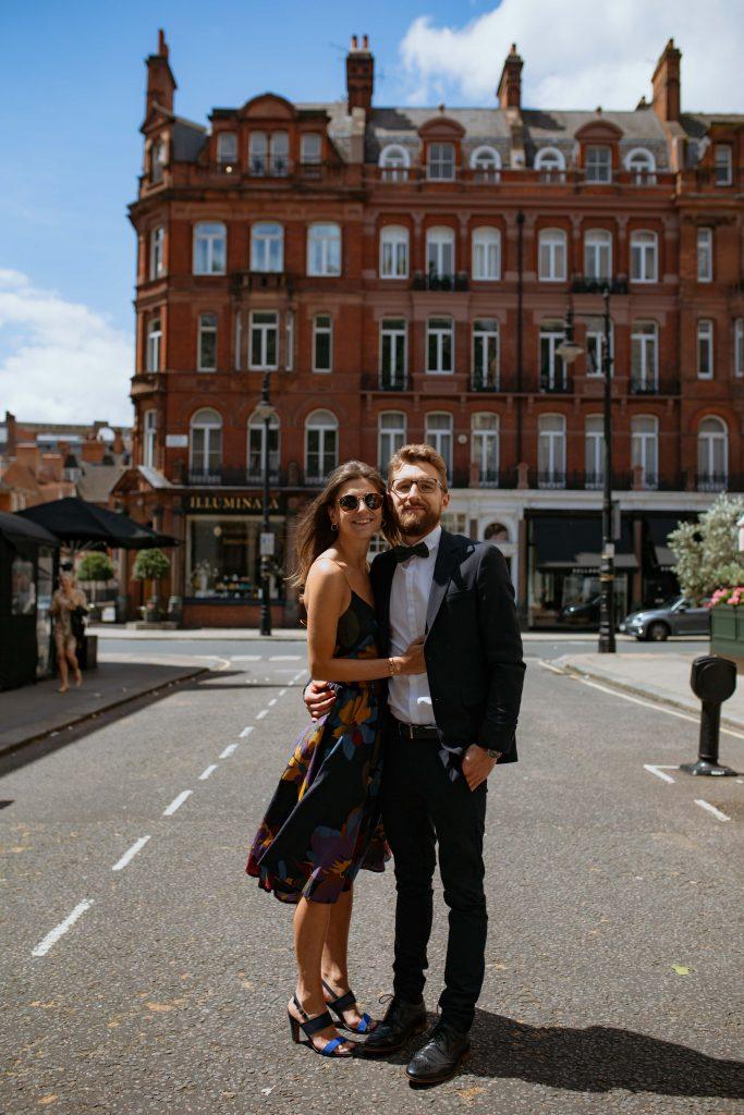 London Coupleshoot