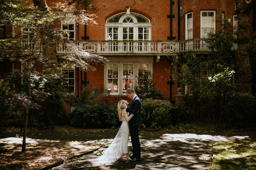 Mayfair Spring Wedding London