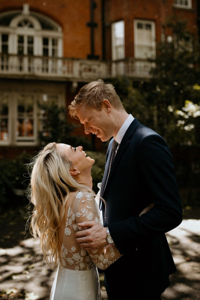 Mayfair London Wedding