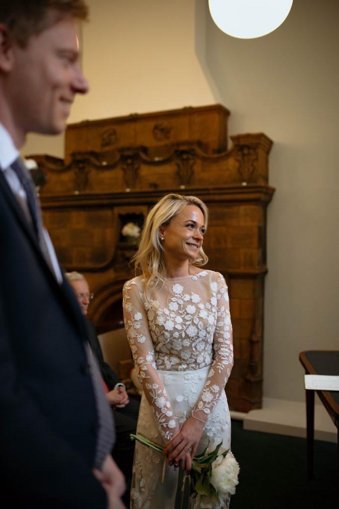 Mayfair Library London Wedding