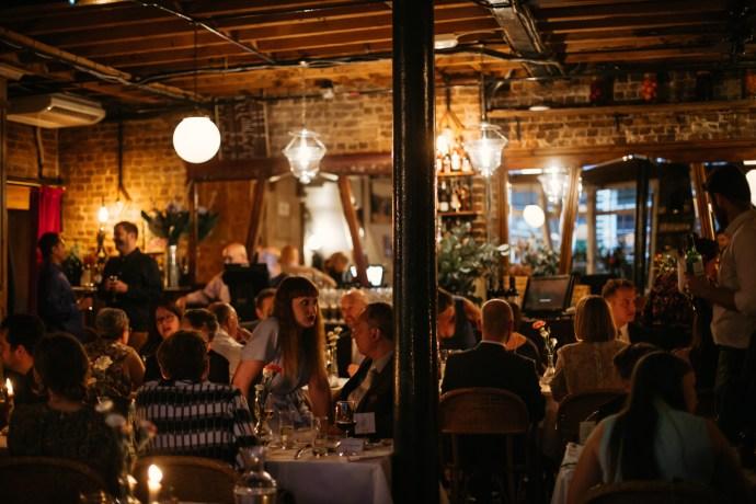 French Restaurant London - Le Café du Marché