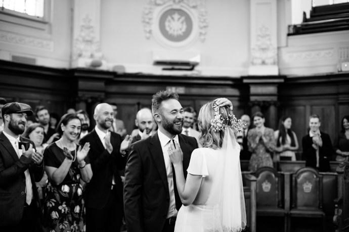 Documentary wedding photographers UK Hello Pictures