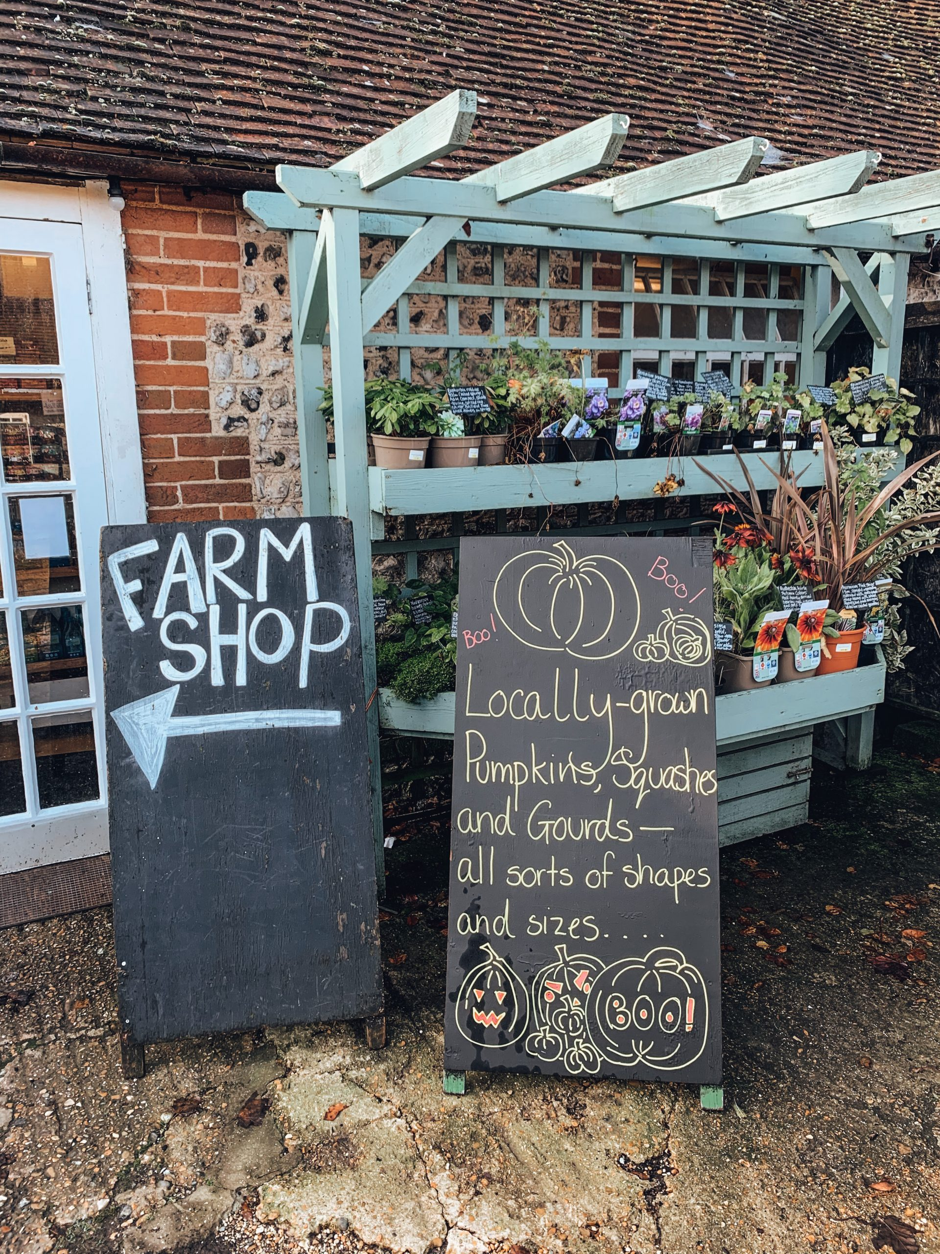 Farmshops in England