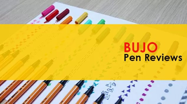 Best Pens For Bullet Journal
