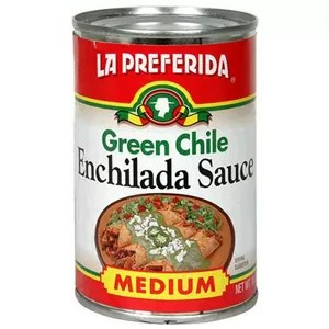 La Preferida Green Chile Enchilada Sauce, 10-Ounce Cans (Pack of 12)