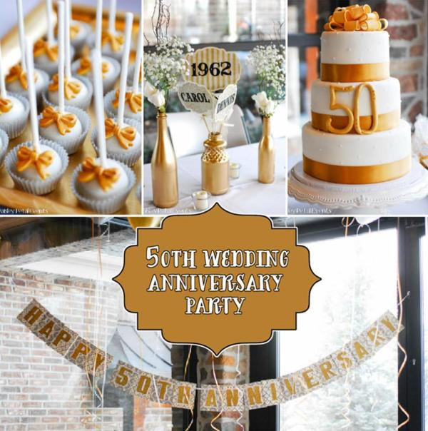 Fabulous Anniversary Party Ideas for Any Milestone   Hello ...
