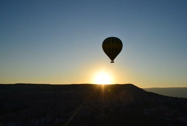 Cappadocia | Sunrise Hot Air Balloon | Places to visit in Turkey | Hello Raya Blog