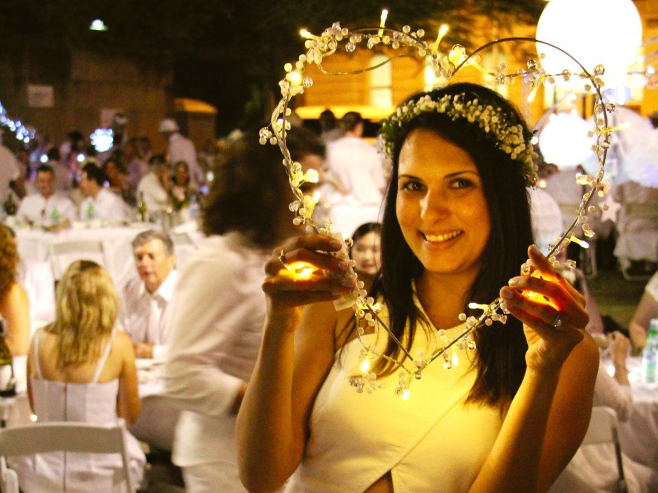 Diner en Blanc | Things to do in Brisbane | Hello Raya Blog