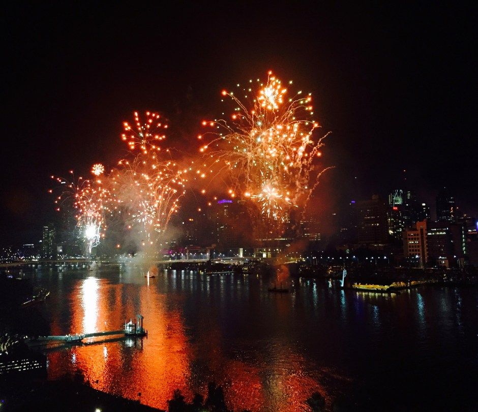 Riverfire | Things to do in Brisbane | Hello Raya Blog