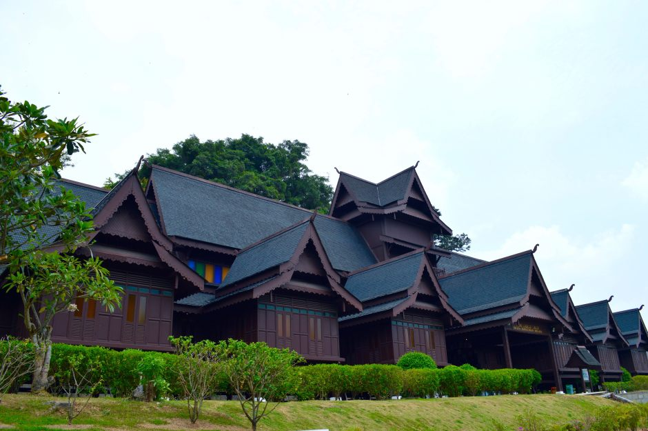 Sultanate Palace Museum | Things to do in Malacca | Hello Raya Blog