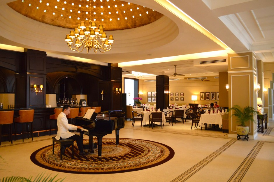 Tea Room | High Tea at the Majestic Hotel | Hello Raya Blog