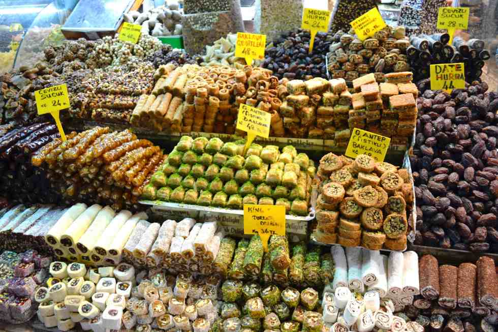 Turkish Delight   Things to do in Istanbul   Hello Raya Blog