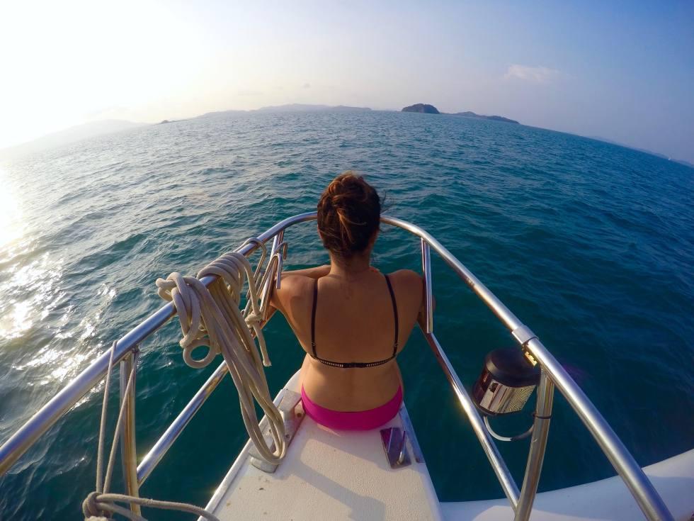 Sunset | Sailing Holidays | Hello Raya Blog