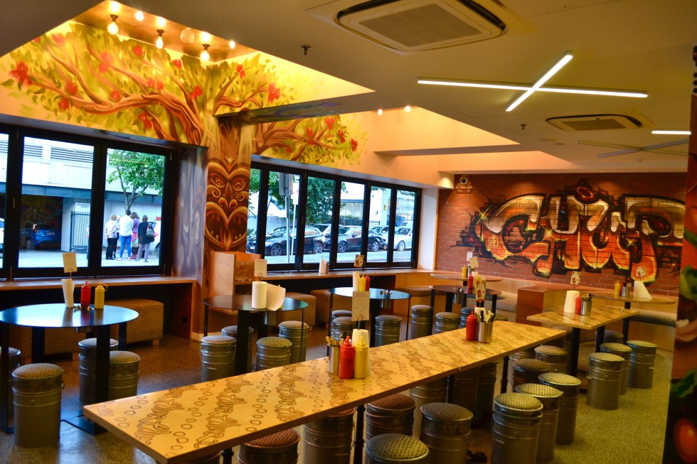 Chur Restaurant | TRYP Fortitude Valley, Brisbane Hotel | Hello Raya Blog