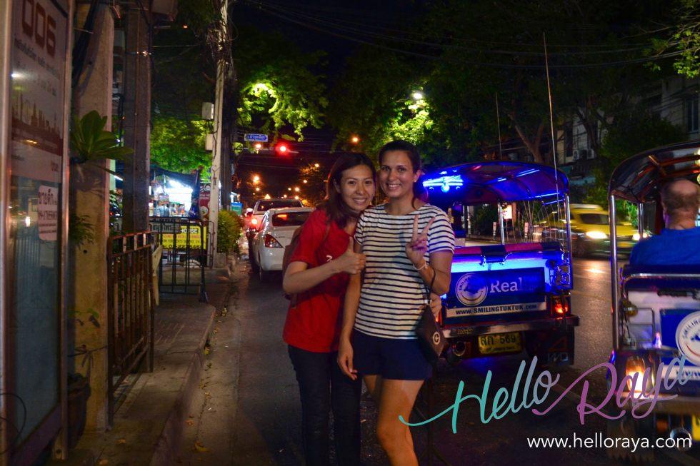Bangkok Food Tour | Where to eat in Bangkok, Thailand - Midnight Food Tour | Hello Raya Blog