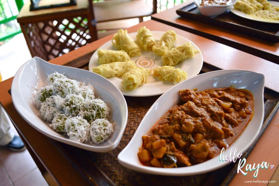 A Malaysian Cooking Class in KL | Lazat Cooking Class | All the dishes | Hello Raya Blog