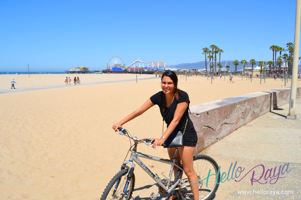 Santa Monica | Pacific Coast Highway Road Trip | Hello Raya Blog