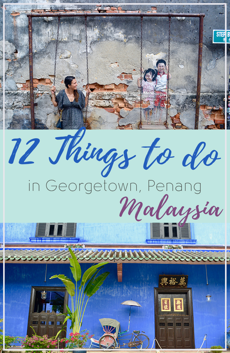 12 Amazing Tattoo Designs For Shoulder Blade: 12 Amazing & Must-Do Things To Do In Penang (Malaysia