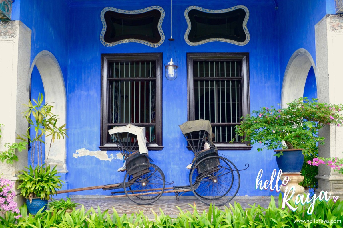 12 Awesome Things to do in Georgetown Penang (Malaysia)
