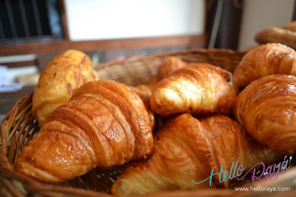 Croissants from Le Banneton | 13 Things to do in Luang Prabang | Hello Raya Blog
