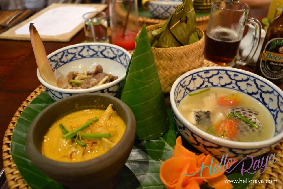 3 Nagas Restaurant | 13 Things to do in Luang Prabang | Hello Raya Blog