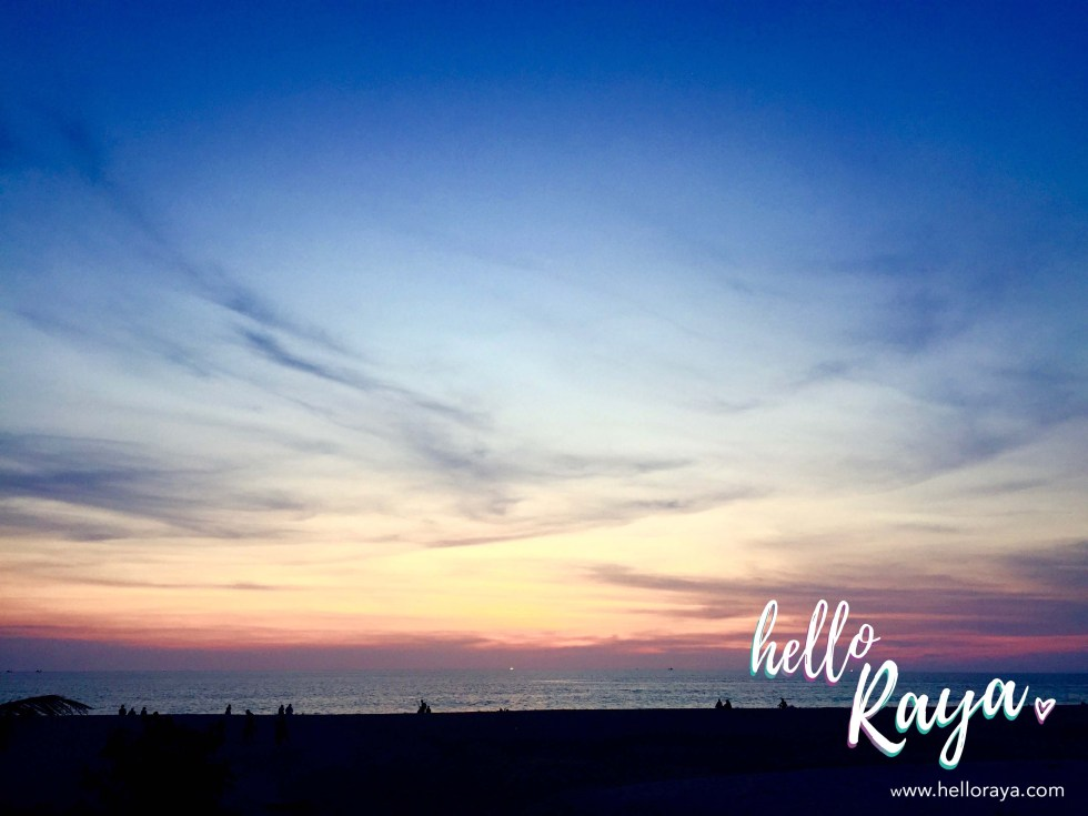 Sunset at Karon Beach | Movenpick Resort Karon Beach | Hello Raya
