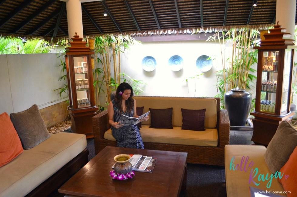 The Spa | 10 Reasons Why You Should Visit Phuket | Hello Raya Blog