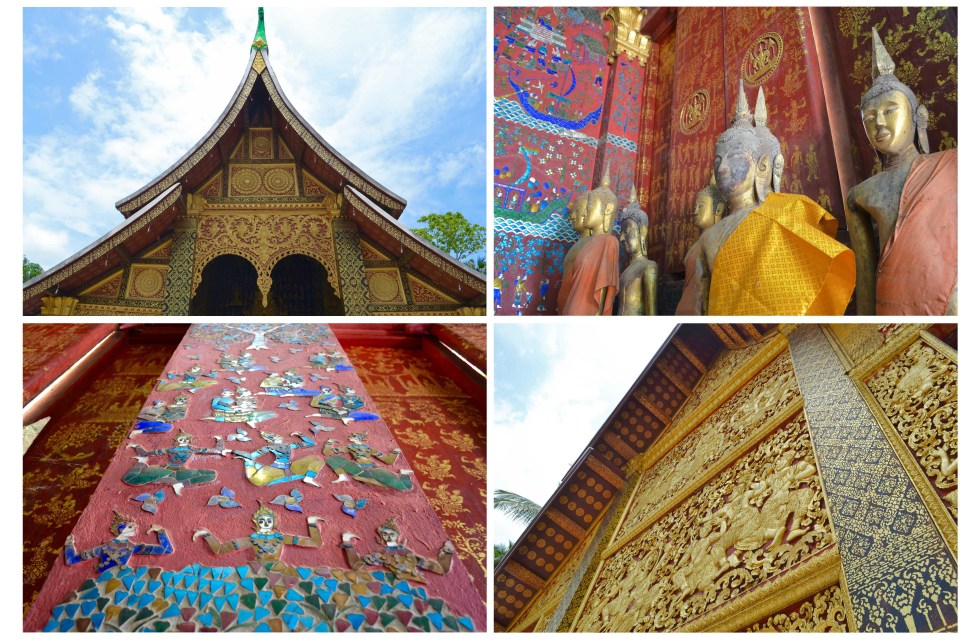 Wat Xieng Thong Temple | 13 Things to do in Luang Prabang | Hello Raya Blog
