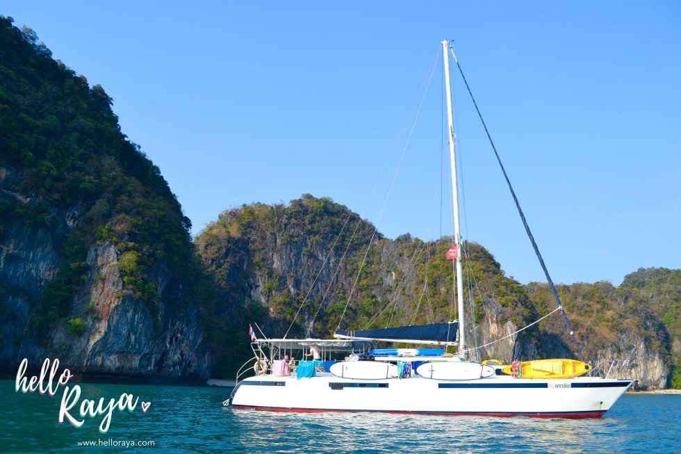 Sailing | 10 Reasons Why You Should Visit Phuket | | Places to Visit in Thailand | Hello Raya Blog