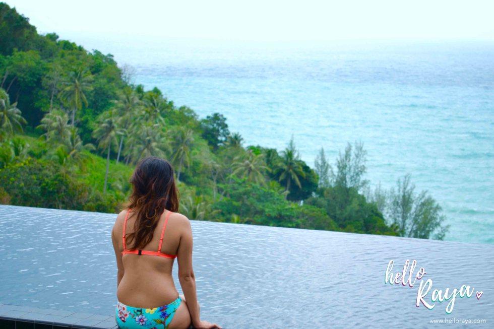Our Private Pool | Ayara Kamala Resort | Hello Raya Blog