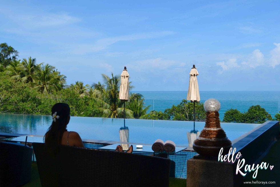 The Main Pool at the Resort | Ayara Kamala Resort | Hello Raya Blog