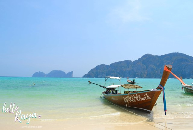 Koh Phi Phi | Places to Visit in Thailand | Travel in Thailand | Hello Raya Blog