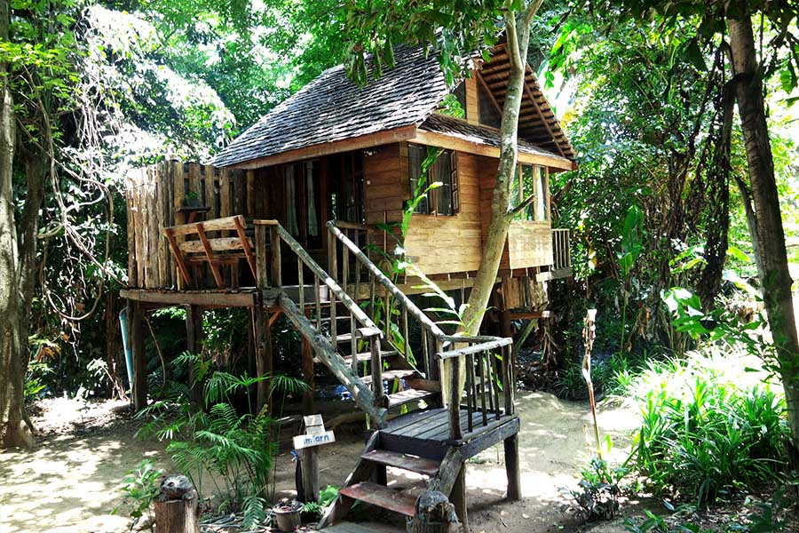 Rabeang Pasak Treehouse Resort | Places to Visit in Thailand | Travel in Thailand | Hello Raya Blog