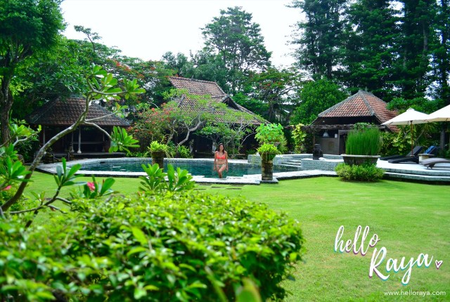 Alindra Villas in Bali | The Main Pool | Hello Raya Blog