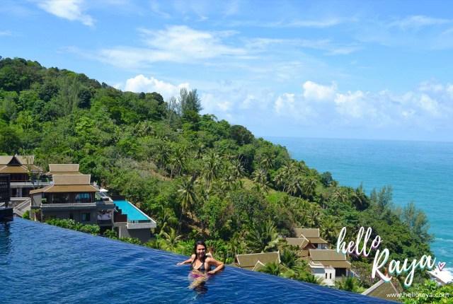 Southeast Asia Bucket List | Ayara Kamala Resort Karon Beach | Hello Raya Blog