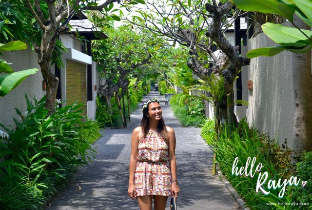 Berry Amour Resort in Seminyak, Bali - Beautiful Balinese Style Resort that focuses on Romance - Hello Raya Blog