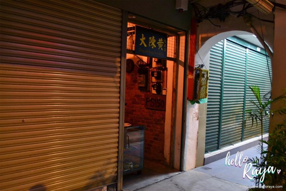 PS150 in Kuala Lumpur, Malaysia | The Entrance | Hello Raya Blog