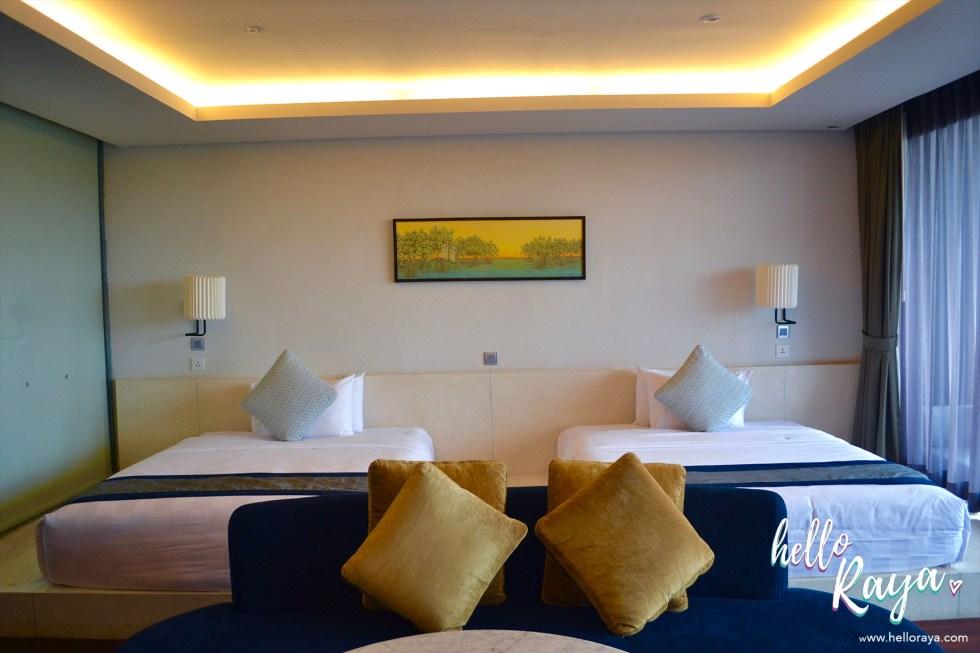 Watermark Hotel Jimbaran - Bali, Indonesia - Club Suite Room - Hello Raya Blog