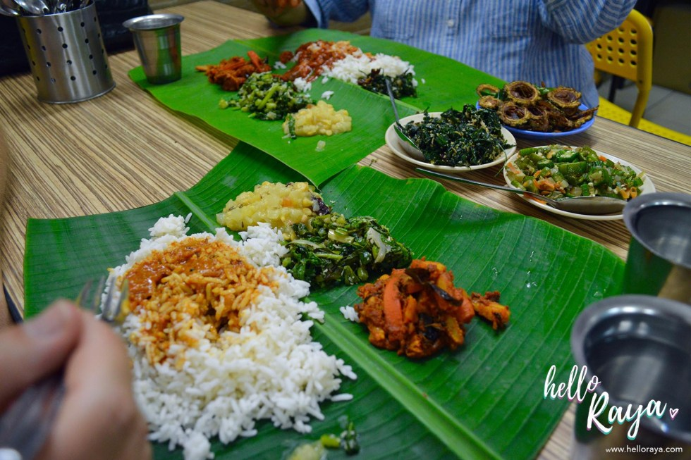 Irresistibly Delicious Malaysian Food You Must Try at Least Once in Your Lifetime - Banana Leaf | Hello Raya