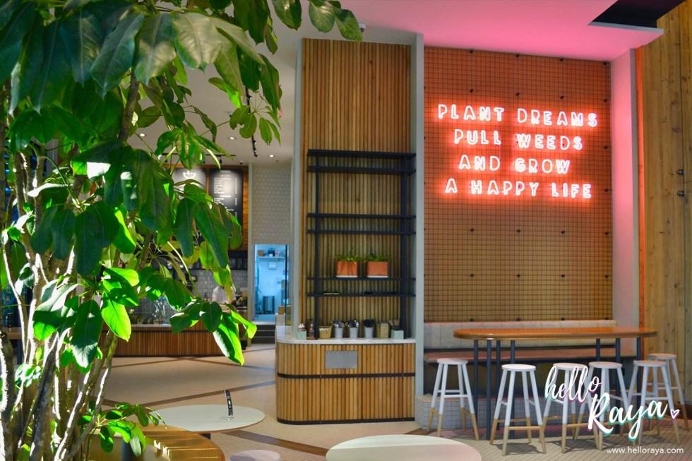 Instagrammable Cafe in Kuala Lumpur Malaysia - Botanica Deli - Hello Raya Blog