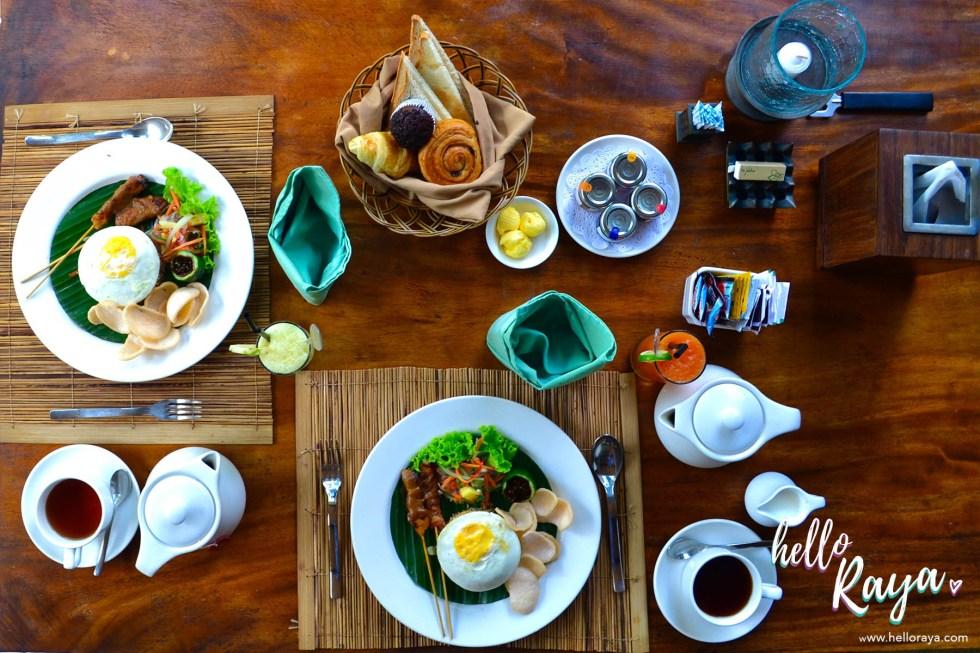 Le Jardin Villas in Seminyak, Bali | Breakfast | Hello Raya Blog