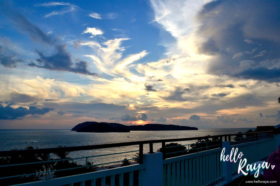 Eating & Drinking in Langkawi - The Nest Rooftop | Hello Raya Blog