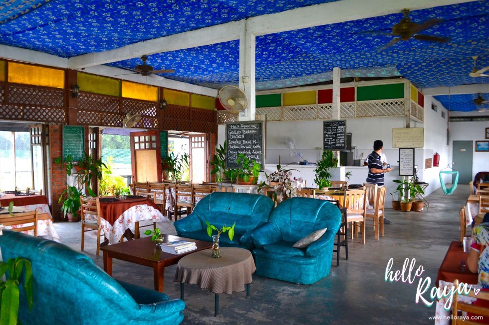 Eating & Drinking in Langkawi - Pia's the Padi | Hello Raya Blog