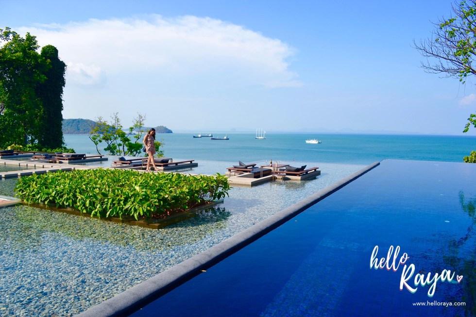 Best Areas to stay in Phuket - Sri Panwa Resort - Baba Pool Club | Hello Raya Blog