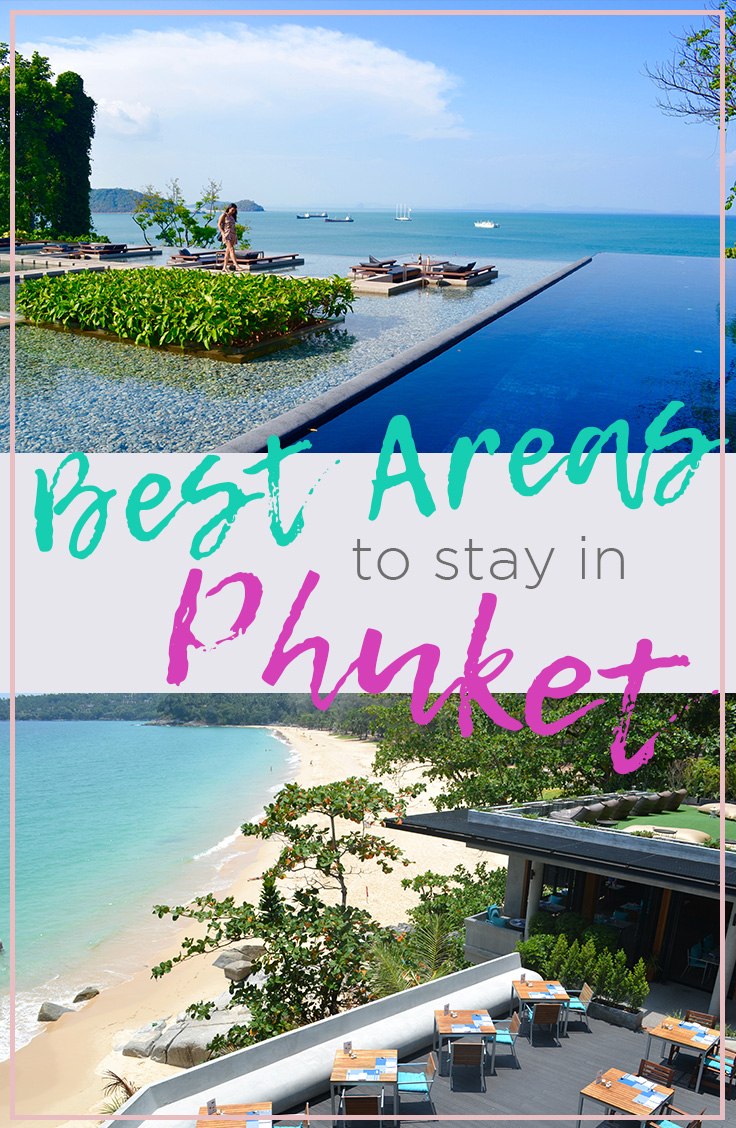 Your Guide to the Best Areas to stay in Phuket | Hello Raya Blog