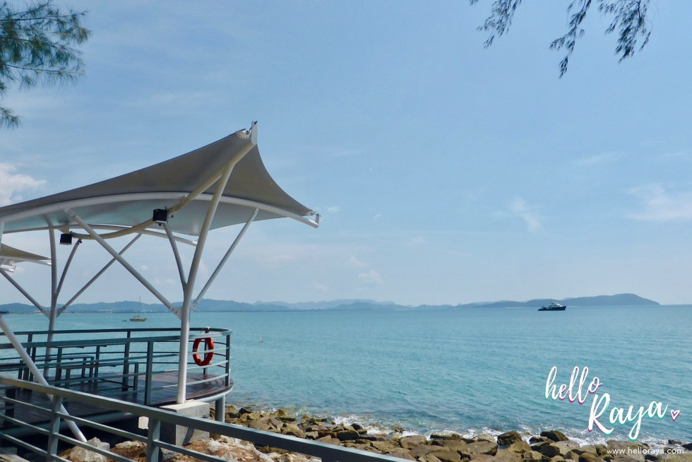 Paradise 101 by Naam in Langkawi - The View | Hello Raya Blog