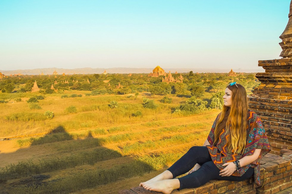 Ultimate Southeast Asia Bucket list - Pagodas Bagan | Hello Raya Blog