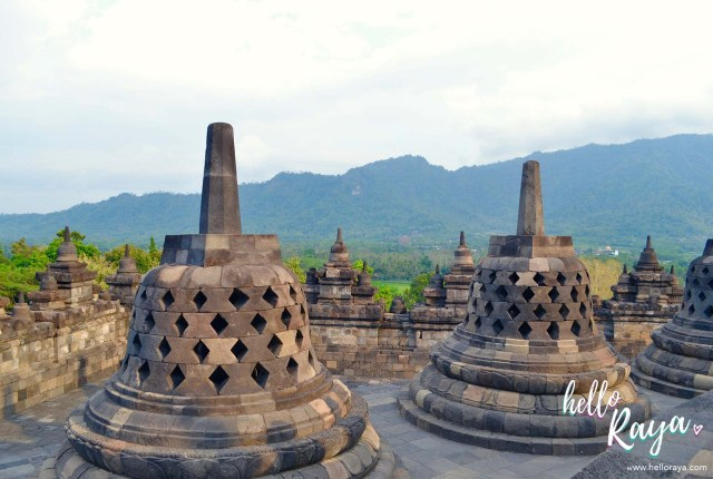 Ultimate Southeast Asia Bucket list - Experiences in Southeast Asia - Borobudur | Hello Raya Blog