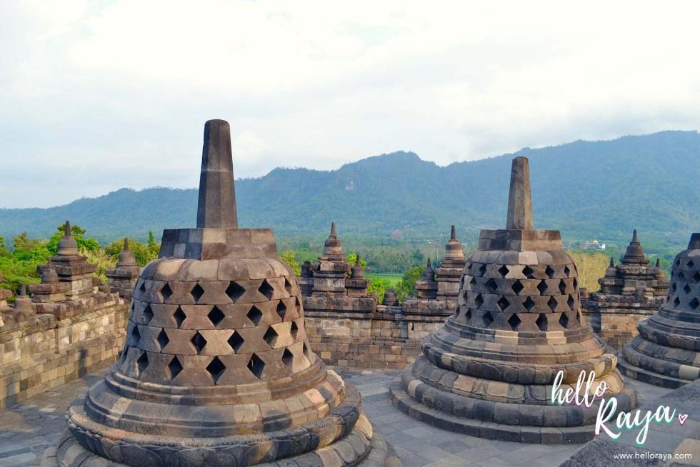 Ultimate Southeast Asia Bucket list - Experiences in Southeast Asia - Borobudur | Hello Raya Blog